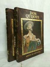 Don Quijote 2 Tomos by Miguel de Cervantes Saavedra  Spanish Edition