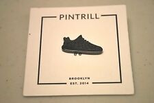 "Pintrill ""Yeezy"" Lapel Pin Black Limited Edition - Kayne West - SOLD OUT"