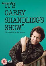 IT`S GARRY SHANDLING`S SHOW - SEASON 2 - DVD - REGION 2 UK