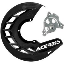 ACERBIS X-BRAKE FRONT BRAKE DISC GUARD COVER & MOUNT HONDA CRF250 CRF 250 04-16