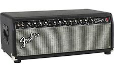 New Fender® Super Bassman 300 Watt Tube Bass Amplifier Head