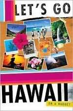 USED (GD) Let's Go Hawaii Book 5th Edition by Let's Go Inc. a guide