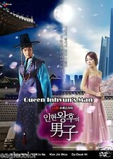 Queen Inhyun's Man Korean Drama (3DVDs) Excellent English & Quality!