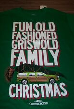 National Lampoon's CHRISTMAS VACATION  GRISWWOLD FAMILY T-Shirt 2XL NEW w/ TAG