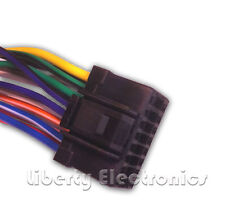 NEW WIRE HARNESS for ALPINE CDE-121 / CDE-122 / CDE-123