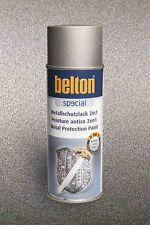 Belton Metallschutzlack 2in1 Eisenglimmer Silber 0,4l Sprühlack Lackspray