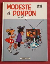 MODESTE ET POMPON R3 EO MAGIC STRIP  FRANQUIN