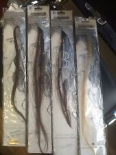 Balmain paris fill in extension hair jewellery strass.  X4. £9.99 Each