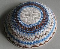 16CM 6.2Inch Jewish Israel Kippah Yarmulke Yarmulka Hat Cap Kippa