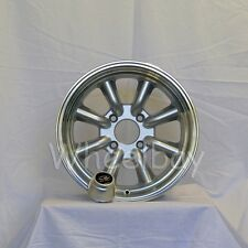 NEW ROTA WHEEL RKR 15X8 4X100 OFFSET: 5 RS MIATA CIVIC XA XB