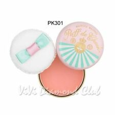 Shiseido MAJOLICA MAJORCA Puff de Cheek Blush ***PK301*** Peach Macaron