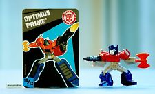 Transformers Tiny Titans Series 3 Robots in Disguise 10/12 Optimus Prime