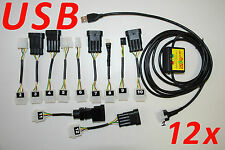 LPG GPL  USB Diagnose Programming Interface Kabel 12x LOVATO  AG KME