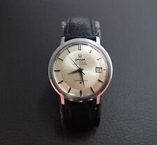 VINTAGE OMEGA CONSTELLATION PIE PAN S.STEEL CAL.561 AUTOMATIC REF.168.004