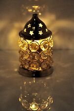 Akhand Brass Diya /Jyot Diamond Nag Deep Dia (Small,4 inch)