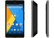 MICROMAX YU YUPHORIA YU5010 5in 2GB RAM 16GB INBUILT 8MP Black HD Jio Cmptble