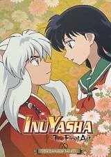 Inu Yasha: The Final Act - The Complete Series (DVD, 2015, 4-Disc Set)