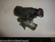 KAWASAKI GPX 750 R 1989 1990 1991:THERMOSTAT HOUSING:USED MOTORCYCLE PARTS