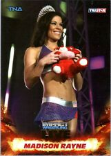 TNA Madison Rayne #54 2013 Impact Wrestling LIVE GOLD Parallel Card SN 20 of 50