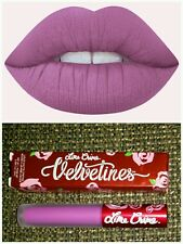 Lime Crime Velvetines Liquid Matte Lipstick WISTERIA  - BNIB