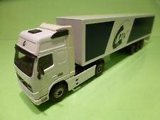 JOAL VOLVO FH16 520 TRUCK + TRAILER - CNV BEROEPSGOEDERENVERVOER - WHITE 1:50 VG