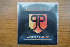 "PENGUIN PRISON ""Album Sampler"" - 5 track promo CD [ Multi-millionaire + 4 other]"