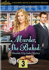 Murder, She Baked: A Chocolate Chip Cookie Mystery DVD Brand New Movie