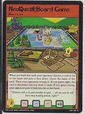 Neopets CCG  - NeoQuest Board Game #49