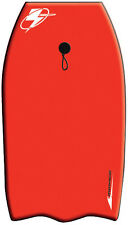 """Bodyboard MIRAGE 41"""" Charger RED Body Board BRAND NEW  - FREE POSTAGE"""