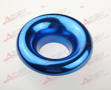 "3.5"" UNIVERSAL VELOCITY STACK FOR COLD/RAM ENGINE AIR INTAKE/TURBO HORN BLUE"