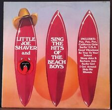 LITTLE JOE SHAVER AND DEVIL DOG SING THE HITS OF THE BEACH BOYS COUNTRY SURFIN'