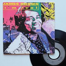"Vinyle 45T James Brown  ""I'm real"""