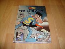 MAGOS DEL HUMOR SUPERLOPEZ TRAS LA PERSIANA COMIC NUM. 104 AÑO 2005 EDICIONES B