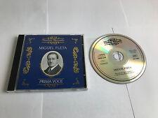Miguel Fleta  CD 710357788925  Prima Voce (, 1997) NIMBUS