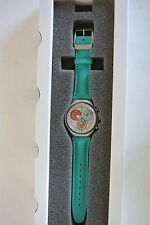 New Swatch Watch Irony Chronograph Variant, 1996 Season, Wristory Special Box