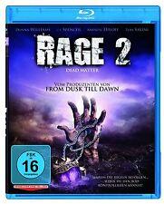 Rage 2 - Dead Matter ( Horrorfilm BLU-RAY ) mit Tom Savini, Andrew Divoff NEU