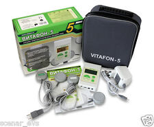 Vitafon-5 Vibro acoustic medical device + mattress L-XL + English manual