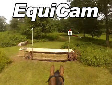 EquiCam2 - Riding Hat  HD Video Camera - jockey equestrian horse pony eventing