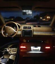 14 X BMW E39 5 Series White LED Lights Interior kit + POLARITY FREE PLUG & PLAY