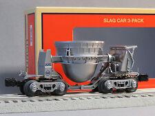 LIONEL US STEEL SLAG CAR 225 O GAUGE 83466 train hot metal USS mill 6-83469 NEW