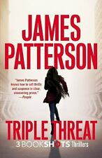 Triple Threat by James Patterson (2016, Paperback)