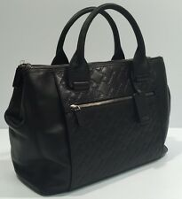 Tumi TICON Leather BUSINESS SATCHEL Brief Case Bag Luggage 31606DT  Black NEW