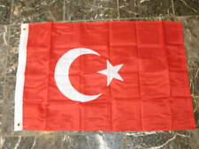 2x3 Turkey Turkish Flag 2'x3' House Banner Brass Grommets