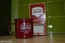 Limited Edition Southern Comfort Category Of One Enamel Camping Steel Mug In Box