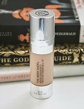 SALE end NOV 20! The Body Shop MOISTURE FOUNDATION SPF 15 shade 02 24H FAST SHIP