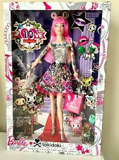 Barbie 10th Anniversary Tokidoki Barbie Pink BLACK LABEL NRFB