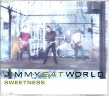 JIMMY EAT WORLD - SWEETNESS - CD SINGLE - MINT