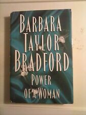 Power of a Woman by Barbara Taylor Bradford 1997 Hardcover Good Condition