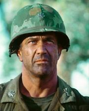 MEL GIBSON AS LT. COL. HAL MOORE FROM WE WER 8X10 PHOTO