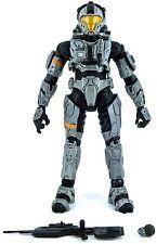 McFarlane Toys Halo 3 2008 Walmart SPARTAN SOLDIER CQB (SILVER) (SERIES 3) Loose